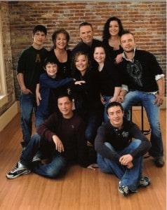Whitehead Family