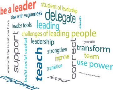 How We Help Leaders