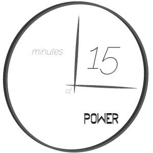 15 Minutes of Power