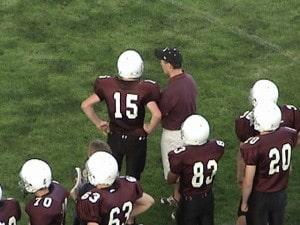 Coaching son Michael
