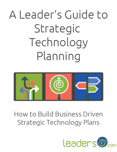 Strategy ebook cover