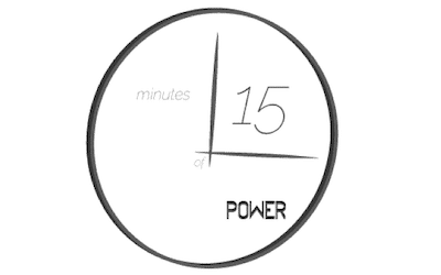 15-Minutes of Power