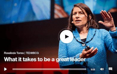 What does it take to be a great leader