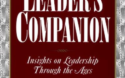 The Leader's Companion