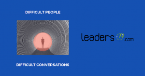 Learn leadership soft skills that matter the most and start with difficult people from leaders247